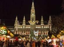 Mercadillos de Navidad en Viena