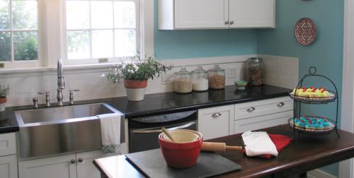 Ten Tips for a Timeless Kitchen Design PlanItDIY - timeless kitchen design