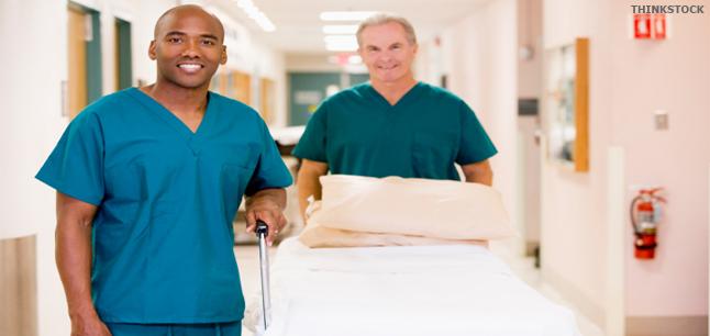 Planit  Job Profiles  Hospital Porter Nursing and Auxiliary Work