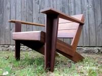 Woodwork Building Outdoor Furniture PDF Plans