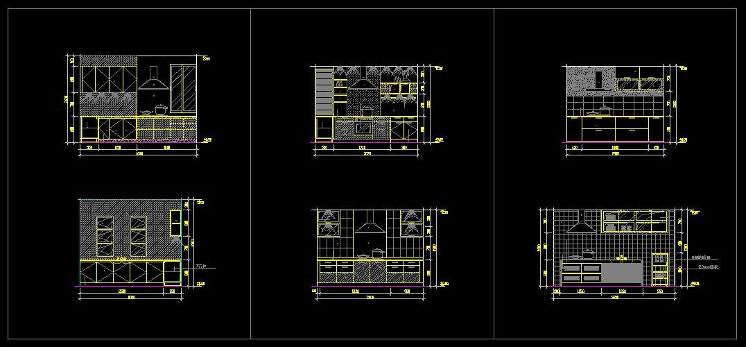 Kitchen Design Dwg restaurant kitchen plan dwg