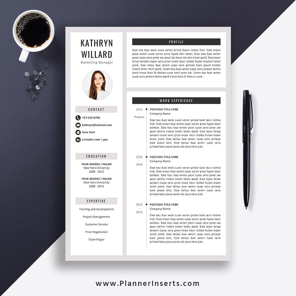 resume for internship mba