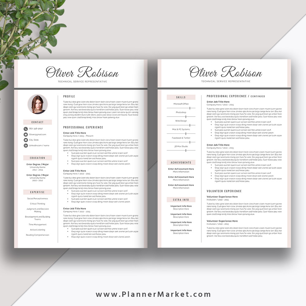 resume sample product design