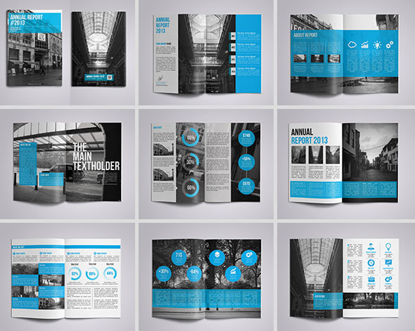 Free Indesign Report Templates planner template free - free annual report templates