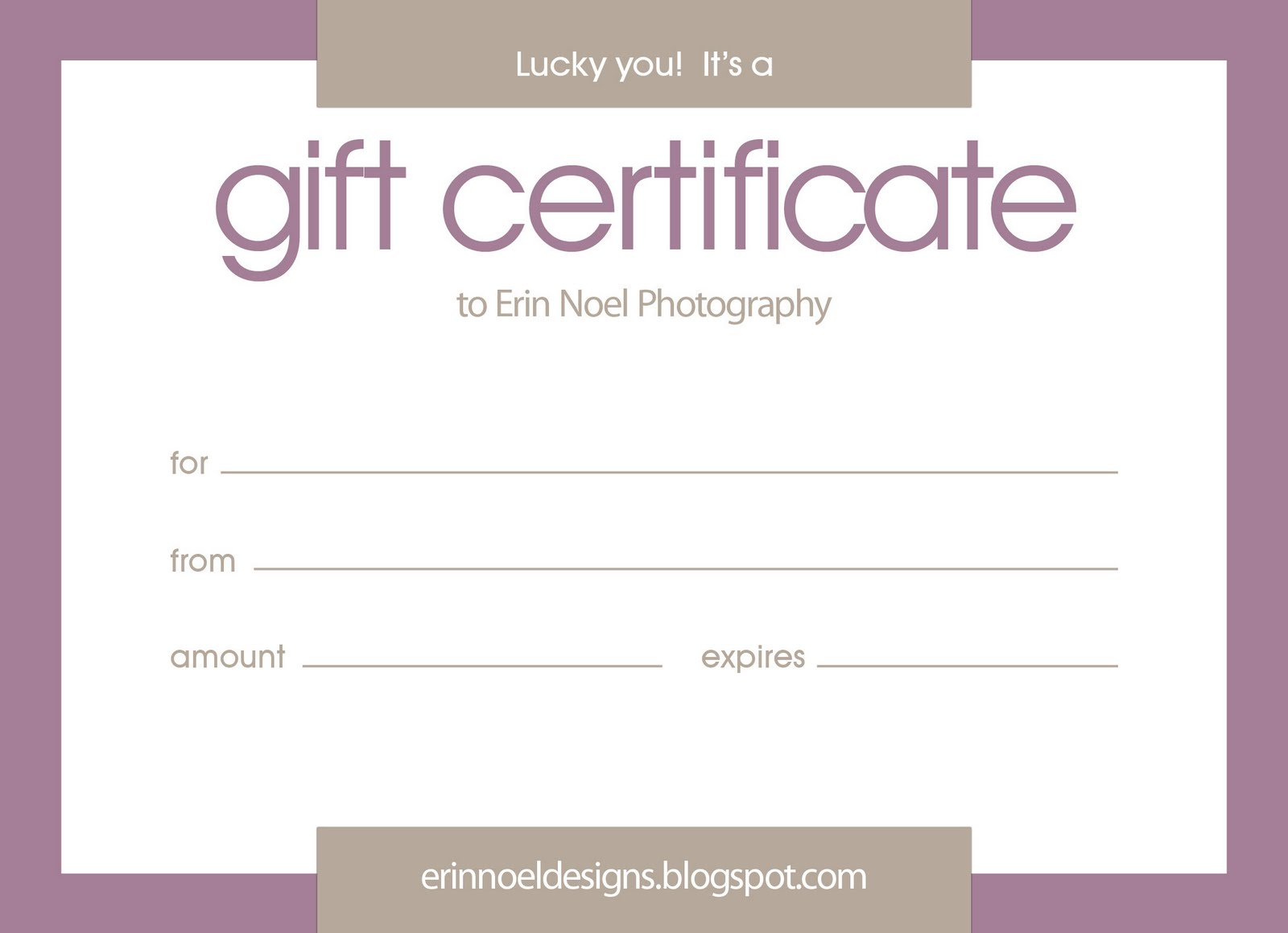 google docs gift certificate template