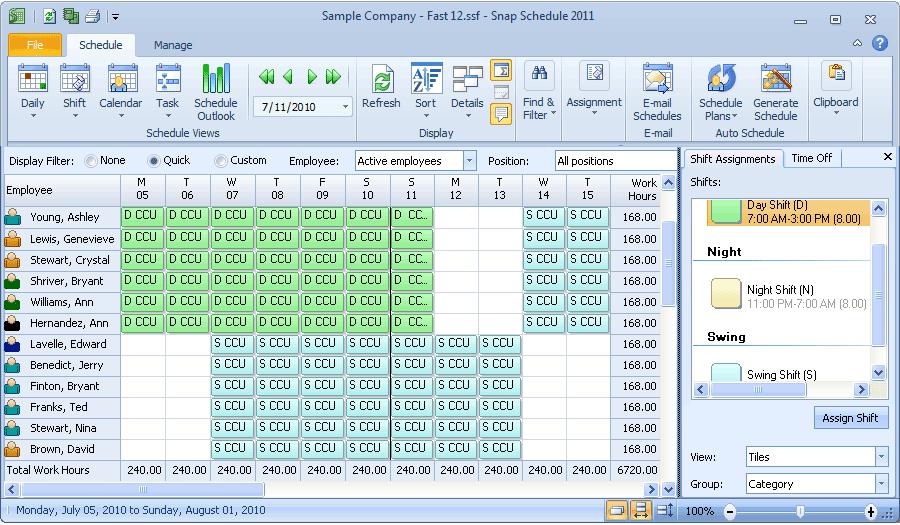 4 on 4 off shift pattern calendar