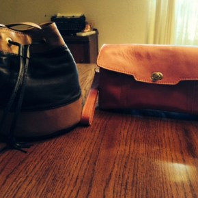 Leather handbags another perspective