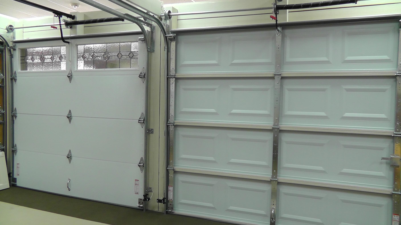 Garage Door Reinforcement Strut Doortodumpus
