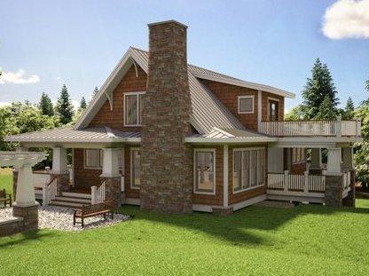fachada-casa-techo-dos-aguasjpg (416×311) casas a dos aguas