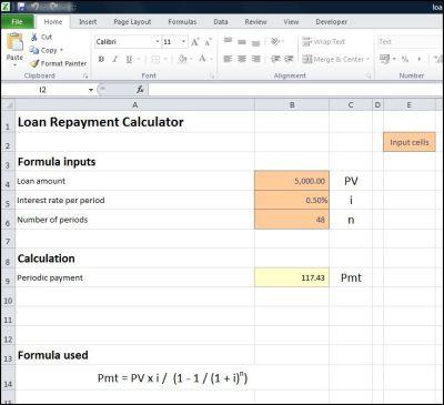 Loan Repayment Calculator | Plan Projections
