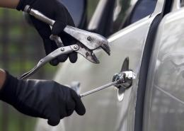Car thieves target South Wales