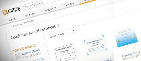 Plantillas PowerPoint De Diploma Y Certificados