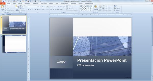 Temas Para PowerPoint 2010 Y Plantillas Con Diseños Originales - plantillas para power points