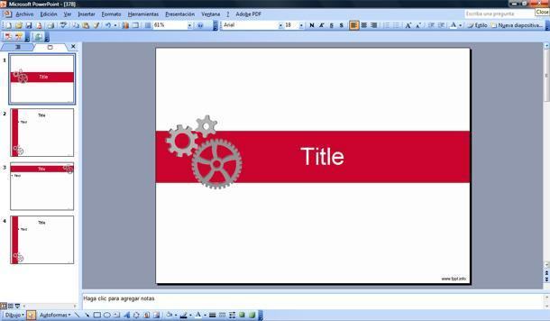 Ingeniería Mecánica PPT PowerPoint Plantillas PowerPoint Gratis - plantillas para power points