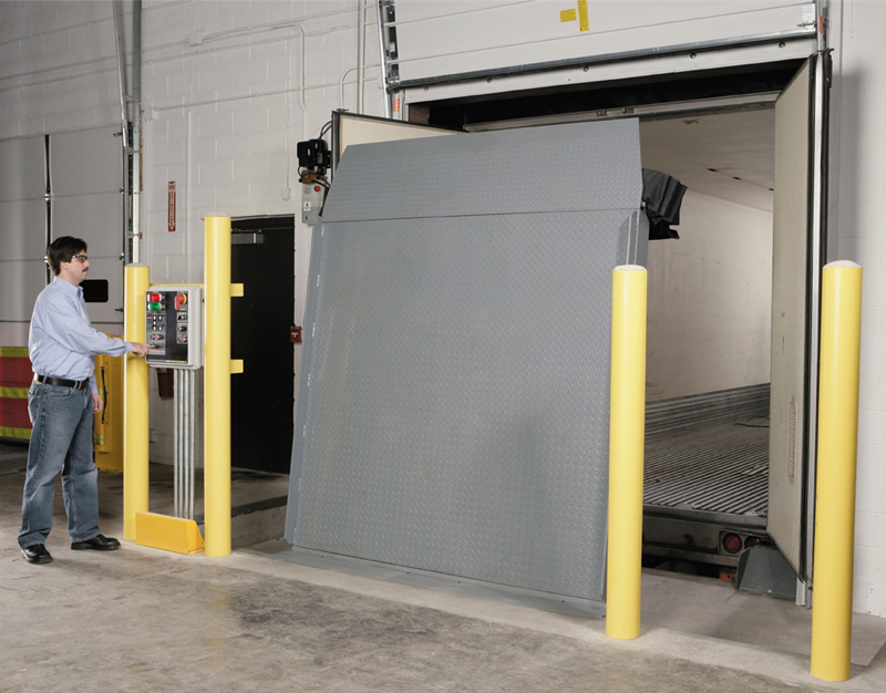 Hvac Make The Loading Dock A More Pleasant Place During