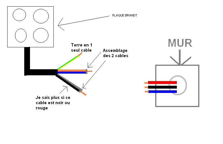 mini schema cablage moteur triphase