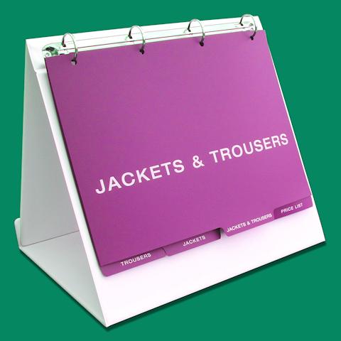 A4 Easel, A Frame, Flipchart folder Ring Binder Presenters made in