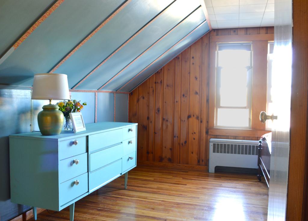 Guest room -- Plaster & Disaster