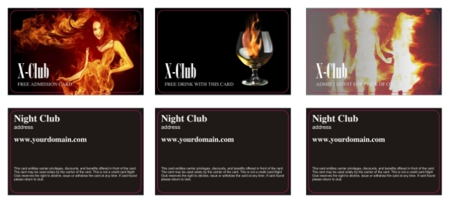 club membership card template - Thevillas - membership cards templates
