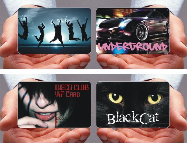disco club membership card Archives - Plastic card