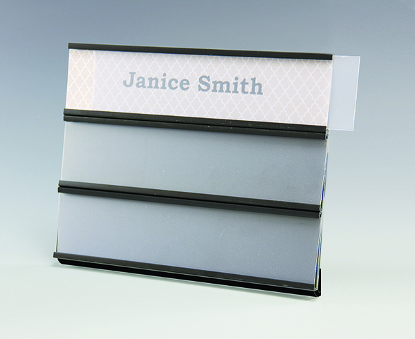 Interchangeable Wall Mount Name Plates Name Plate