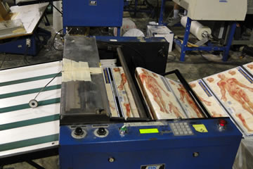 Lamination plastic-sealing-lamination