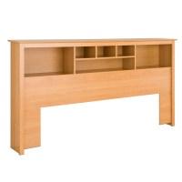 Prepac Bookcase Headboard - Maple