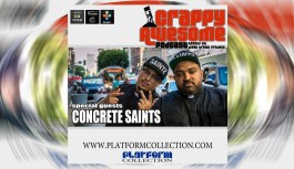 Crappy Awesome Episode 268- Concrete Saints… faith and hustle.