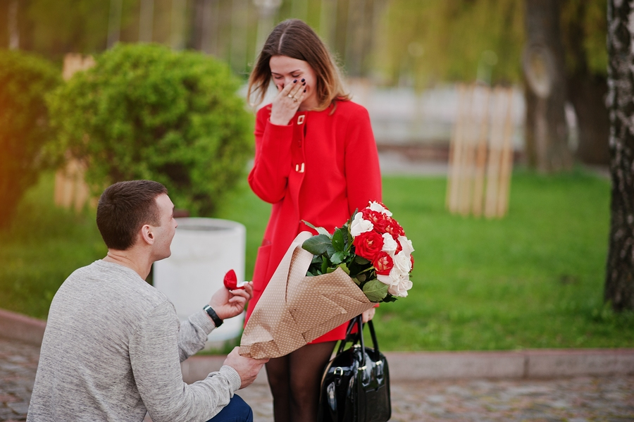 Girl Proposes To Boyfriend Wallpaper Hottest Wedding Photography Trends For 2017