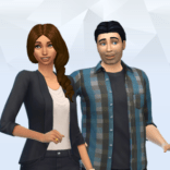 How to export Sims from the CAS Demo