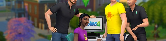 The Sims 4 on Origin Access!