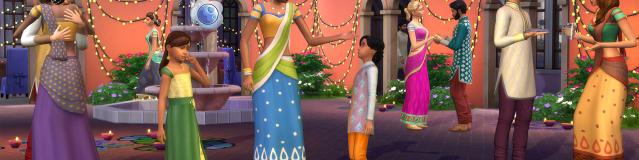 October 17, 2017 Patch Notes – Celebrate Diwali with your Sims!