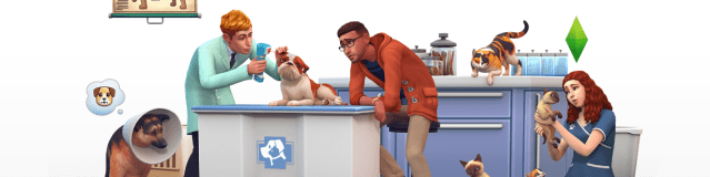 The Sims 4 Cats & Dogs Review – First Impressions