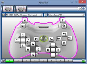 futurecop-xpadder