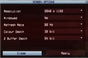 darwinia-screen-options