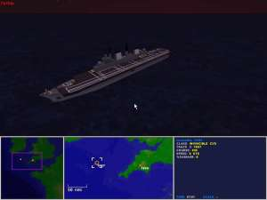 Don't sink my battleship