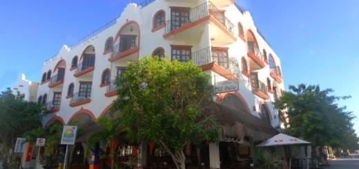 Condohotel El Patio Playa del Carmen