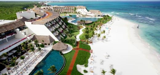 Grand Velas Riviera Maya Playa del Carmen