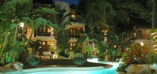 La Tortuga Hotel & Spa Adults Only Playa del Carmen