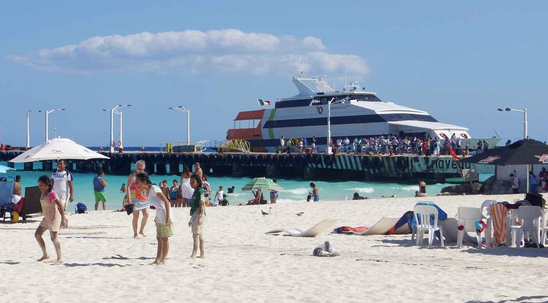 Cozumel Ferry Schedule O Playadelcarmenorg