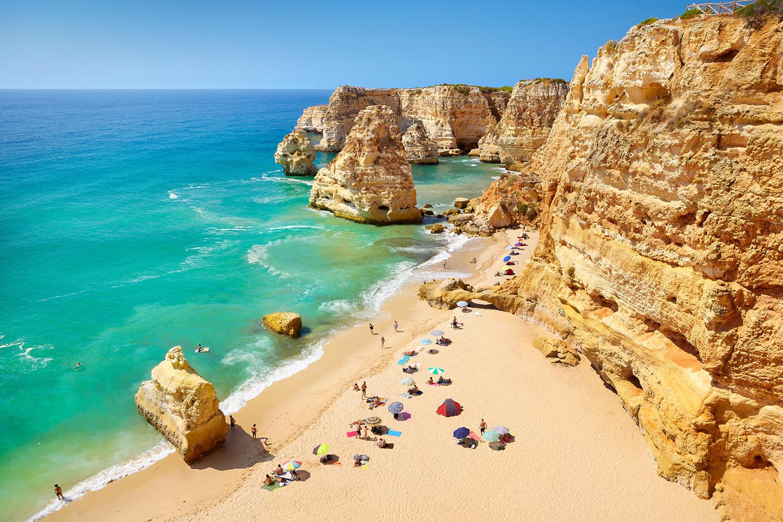 Lisbon Wallpaper Hd Playas De Portugal Europa Las Mejores Playas De Europa