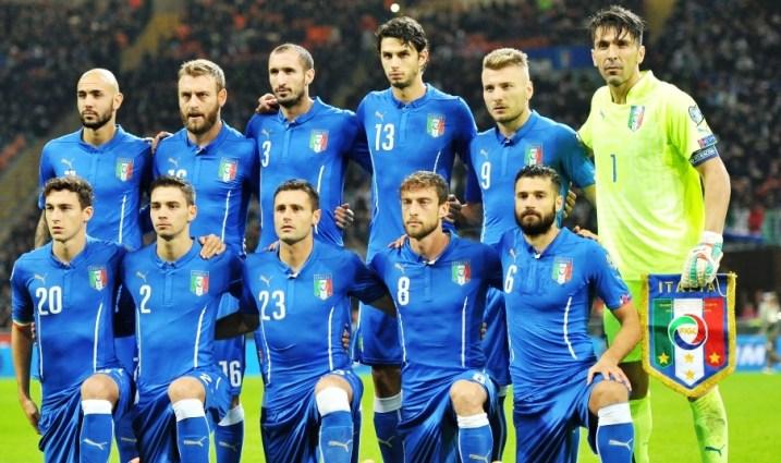 Italy UEFA EURO 2016
