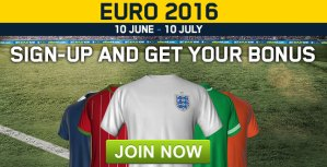 Euro 2016 betting at William Hill