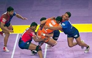 Dabang Delhi vs Bengal Warriors
