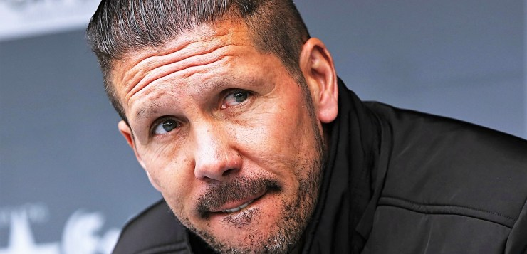 The Atletico Madrid management finally backing Diego Simeone