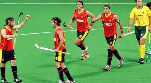 Rio 2016 Spain vs Brazil Hockey Match
