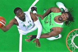 Rio Olympics men's Basketball: Brazil beats Nigeria to keep their hopes alive