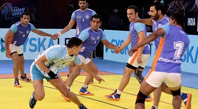 India vs Thailand Semi Final Match 2016 Kabaddi World Cup Live Score, Live Streaming And Team News