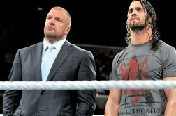 Triple H vs Seth Rollins set for Royal Rumble 2017
