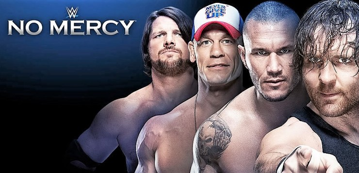 WWE No Mercy 2016 Results: News And Notes